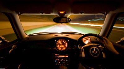 Вождение в темное время суток | www.ait.su
